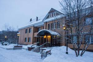 Гостиница Хамовники