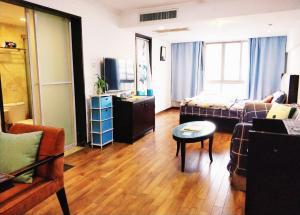 in. Art Studio Hostel, Apartmány  Suzhou - big - 28