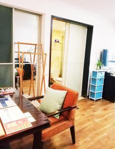 in. Art Studio Hostel, Apartmány  Suzhou - big - 29