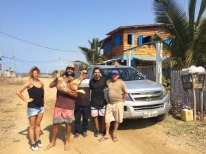 Hostal Puerto Engabao Surf Shelter, Hostely  Engabao - big - 48