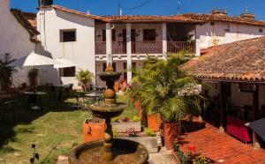 Santa María de la Rueda, Отели типа «постель и завтрак»  Barichara - big - 1