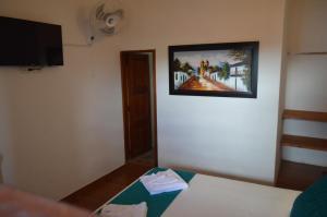Santa María de la Rueda, Отели типа «постель и завтрак»  Barichara - big - 10
