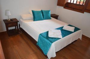 Santa María de la Rueda, Отели типа «постель и завтрак»  Barichara - big - 9