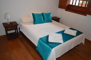 Santa María de la Rueda, Отели типа «постель и завтрак»  Barichara - big - 21
