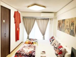 Onehome Inn Apartment Tokyo summer14, Ferienwohnungen  Tokio - big - 8