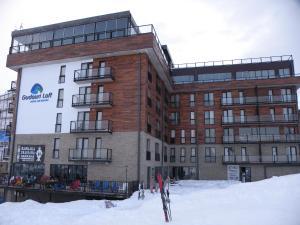 Mgzavrebi Gudauri apartment 111, Appartamenti  Gudauri - big - 1