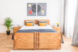 Oasis Apartments - Modern Bauhaus, Ferienwohnungen  Budapest - big - 21