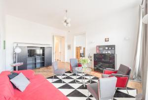 Oasis Apartments - Modern Bauhaus, Apartments  Budapest - big - 18