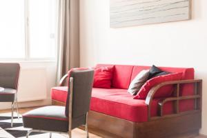 Oasis Apartments - Modern Bauhaus, Ferienwohnungen  Budapest - big - 17