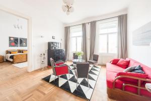 Oasis Apartments - Modern Bauhaus, Ferienwohnungen  Budapest - big - 1