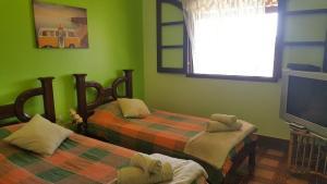 Casa Colonial Linda Tamoios Cabo Frio, Дома для отпуска  Tamoios - big - 11