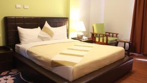 Аддис-Абеба - Hotel Lobelia