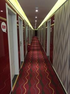 Thank Inn Chain Hotel Jiangsu Xuzhou Jiawang Century Square, Szállodák  Csüanho - big - 1