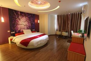 Thank Inn Chain Hotel Fujian Quanzhou Quanxiu