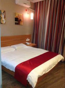 Thank Inn Chain Hotel Jiangsu Xuzhou Jiawang Century Square, Hotels  Quanhe - big - 6