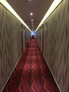 Thank Inn Chain Hotel Jiangsu Xuzhou Jiawang Century Square, Szállodák  Csüanho - big - 5