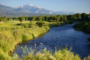 River Time, Дома для отпуска  Salida - big - 5