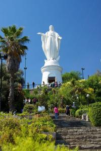 Departamento en zona turística y principal, Ferienwohnungen  Santiago - big - 8