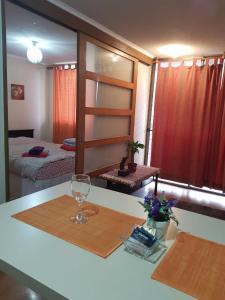 Departamento en zona turística y principal, Апартаменты  Сантьяго - big - 5