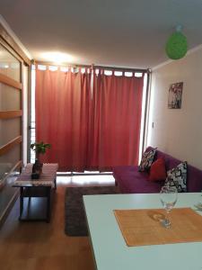 Departamento en zona turística y principal, Ferienwohnungen  Santiago - big - 3