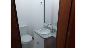 Apartamento alto padrão, Ferienwohnungen  Florianópolis - big - 13