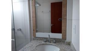Apartamento alto padrão, Ferienwohnungen  Florianópolis - big - 12