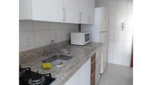 Apartamento alto padrão, Ferienwohnungen  Florianópolis - big - 20