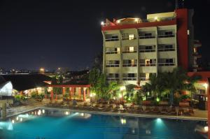 Une image de Hotel Du Lac