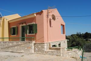 Villa Tati, Дома для отпуска  Kastós - big - 14