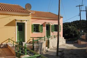 Villa Tati, Дома для отпуска  Kastós - big - 8