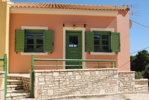 Villa Tati, Дома для отпуска  Kastós - big - 55