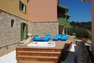 Villa Tati, Дома для отпуска  Kastós - big - 3