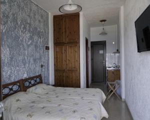 Kiwi Kastle, Апарт-отели  Неа-Фокия - big - 7