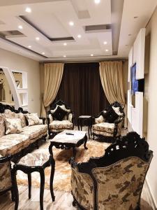 Zahrat Al Mamora, Apartmanok  Alexandria - big - 9