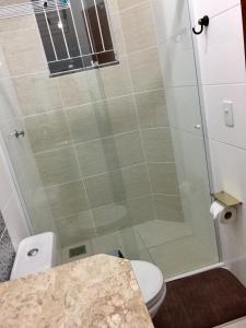 Apartamento Ingleses (privativo), Apartmány  Florianópolis - big - 2