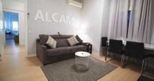 Alcam Valencia II, Apartmány  Barcelona - big - 17