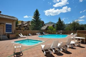 Snow Creek 1580, Holiday homes  Sun Valley - big - 8