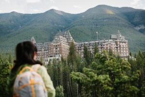 Fairmont Banff Springs - Accommodation - Banff