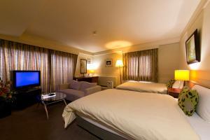 Plaza Hotel Toyota, Economy business hotely  Toyota - big - 29