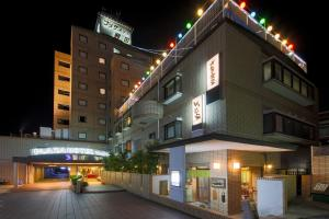 Plaza Hotel Toyota, Economy business hotely  Toyota - big - 48