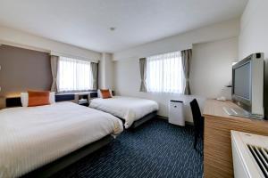 Plaza Hotel Toyota, Economy business hotely  Toyota - big - 6