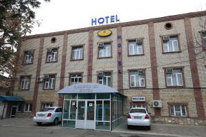 Hotel Raddus Jss, Отели  Ташкент - big - 15