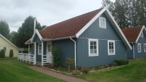 Regenbogen Ferienanlage - skandinavisches Ferienhaus - [#69255], Holiday homes  Boltenhagen - big - 2