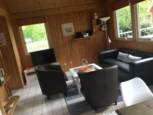 Regenbogen Ferienanlage - skandinavisches Ferienhaus - [#69255], Holiday homes  Boltenhagen - big - 3