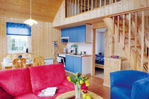 Regenbogen Ferienanlage - skandinavisches Ferienhaus - [#69255], Holiday homes  Boltenhagen - big - 1