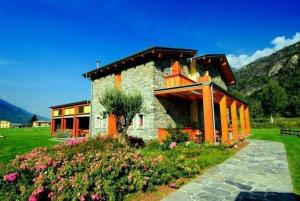 Agriturismo il Capretto, Farm stays  Dazio - big - 11