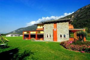 Agriturismo il Capretto, Farm stays  Dazio - big - 16