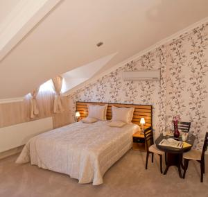 The Bosphorus House, Apartmánové hotely  İstanbul - big - 14