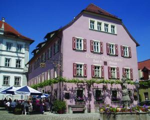 Gasthof & Hotel Goldene Krone, Hotel  Iphofen - big - 1