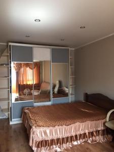 Квартира возле аквапарка Ривьера, Apartmanok  Kazán - big - 9